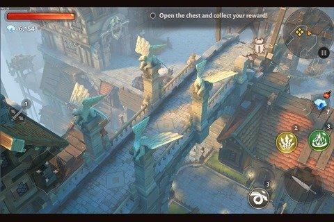 地牢猎手5游戏截图3