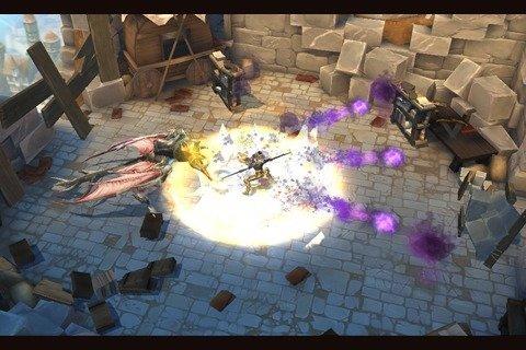 地牢猎手5游戏截图4