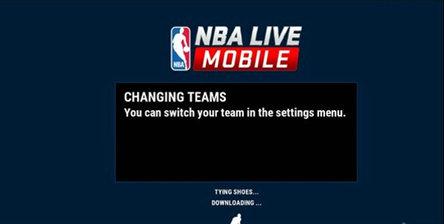 NBA Live Mobile游戏截图3