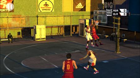 NBA2K17手机版游戏截图2