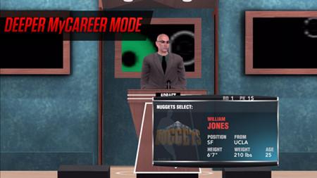NBA2K17手机版游戏截图3