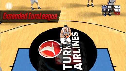 NBA2K17手机版游戏截图4