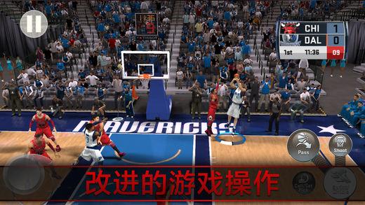 NBA2K18游戏截图1