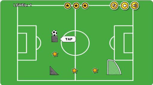 脑力足球手机版游戏截图1
