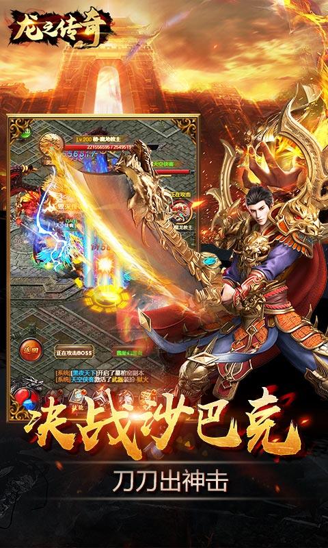 龙之传奇游戏截图5