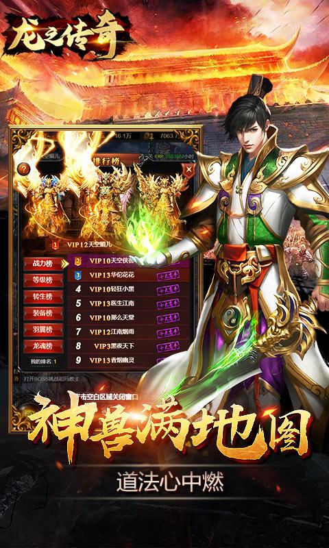 龙之传奇游戏截图2
