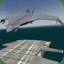模拟飞机飞行驾驶