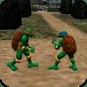 3D忍者神龟格斗