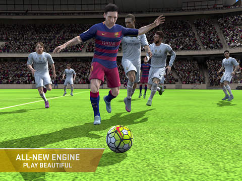 FIFA 16:终极队伍游戏截图1