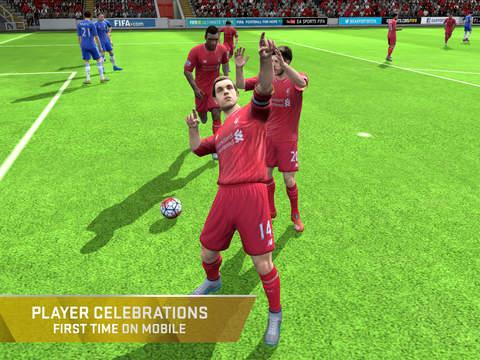 FIFA 16:终极队伍游戏截图3