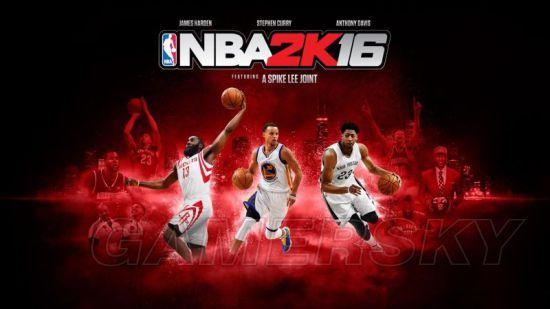 NBA 2K16手机版游戏截图1