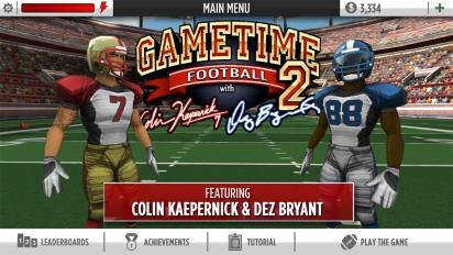 游戏时间:橄榄球2游戏截图1