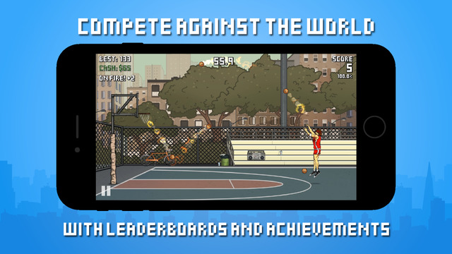 篮球时间游戏截图4